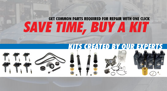 Find AAZ Preferred Brake Kits, Tune-up Kits, Transmission Service Kits and More In Our Catalog!