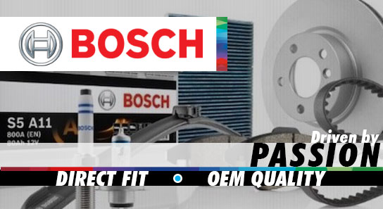 Find Bosch Wiper Blades, Fuel Pumps, Mass Air Flow Sensors and More In Our Catalog!