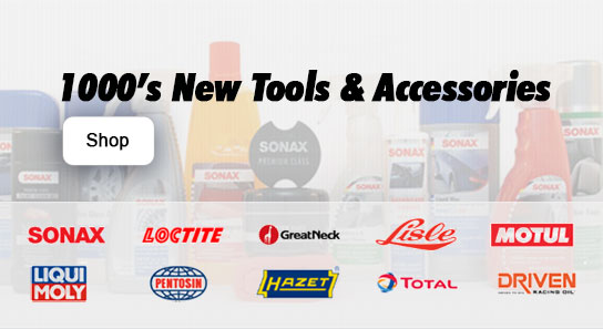 1000's New Tools and Auto Accessories