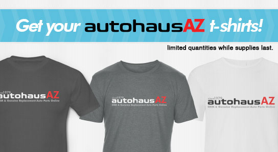 Get Your AutohausAZ T-shirt!