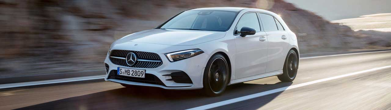 Stats Worth Knowing About the New Mercedes-Benz A-Class