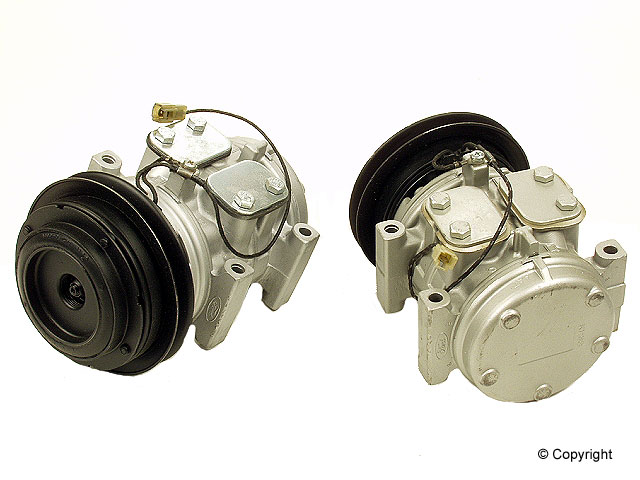 000067D00B6FX Arctic Air Reman AC Compressor