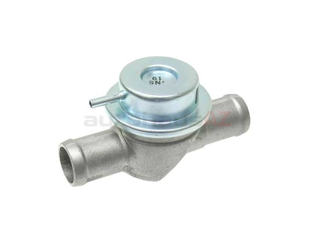 0001407760 Genuine Mercedes Cutoff/Purge (Overrun) Valve; Diverter/Blow-Off Valve for Air Injection System