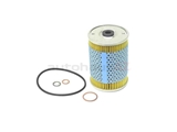 0001800609HE Hengst Oil Filter Kit