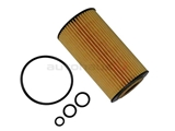 0001802209HE Hengst Oil Filter Kit; Paper Media Type