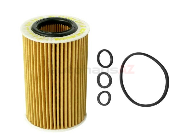 0001802809 Mahle Oil Filter Kit