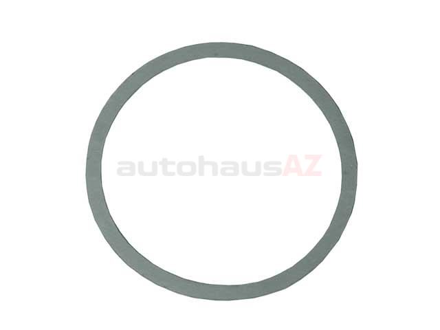 0002360080 Genuine Mercedes Power Steering Reservoir Gasket; Top Cover Gasket from Cap to Reservoir