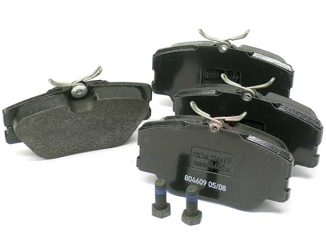 0004209920 Textar Brake Pad Set; Front; OE Compound