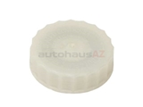 0004315433 Genuine Mercedes Brake Fluid Reservoir Cap; Without Level Sensor