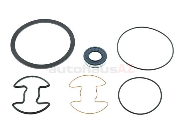 0004604561 CoolXpert Power Steering Pump Seal Kit; Kit With Front Seal