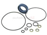 0004604861 DPH Power Steering Pump Seal Kit; With Front Seal
