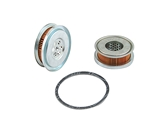 0004662104MY Meyle Power Steering Filter; Late Style Metal Encased
