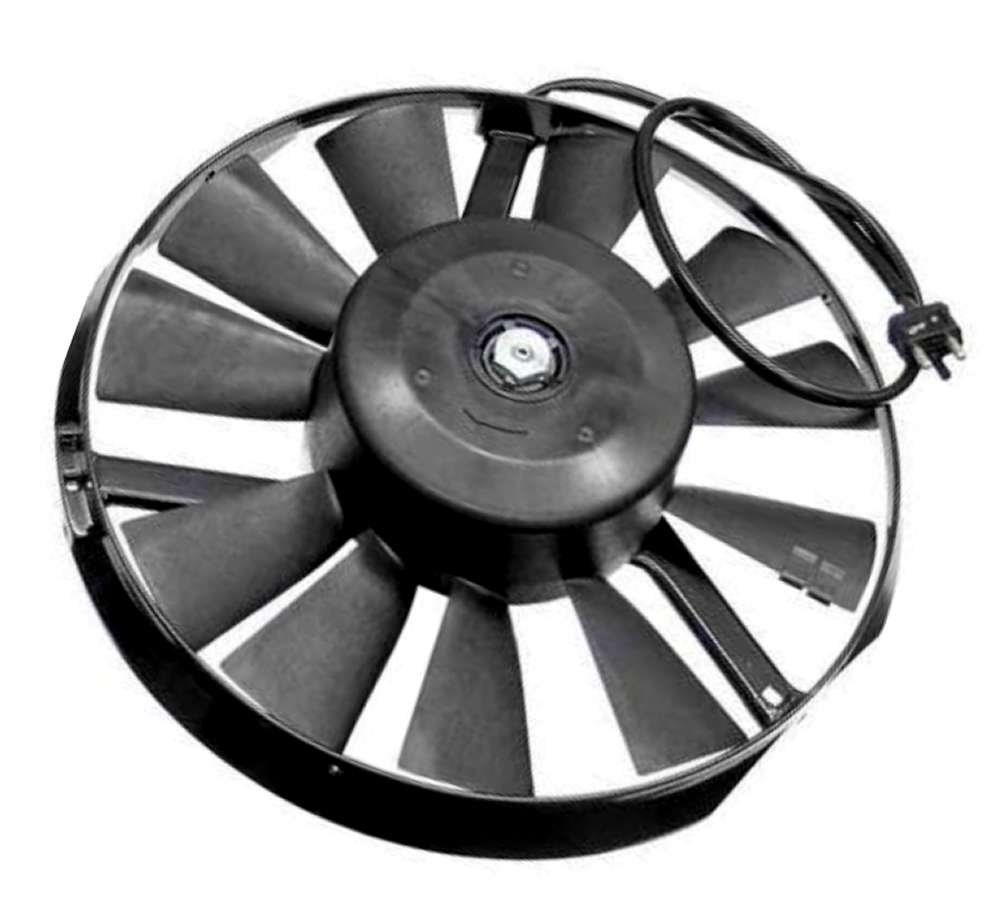 0005006093 ACM Engine Cooling Fan Assembly; Complete Fan Assembly, 12 Inch Fan