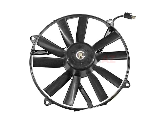 0005007693 ACM Engine Cooling Fan Assembly; Complete Fan Assembly (Motor with Blades); 12 Inch