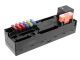 0005400072OE Genuine Mercedes Multi Purpose Relay; K40 Relay with Fuse Box; Passenger Footwell