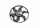 0005401588 Vemo Engine Cooling Fan Assembly; Auxiliary Fan Assembly without Shroud