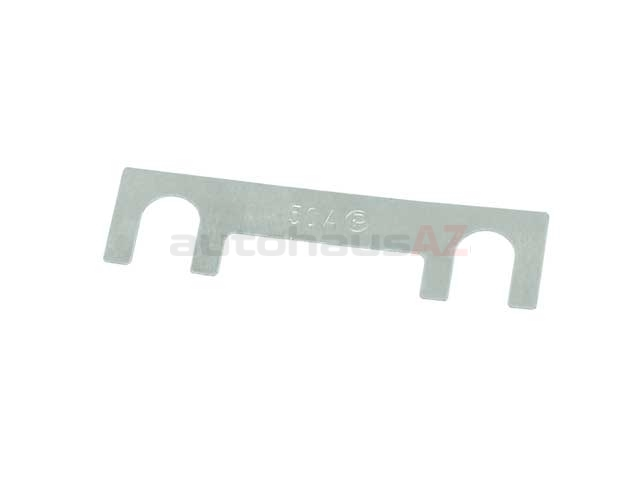 0005452534 German Fuse; 50 Amp; Strip Fuse Type; 30mm Center-Center Distance