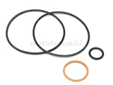 0005865246 DPH Power Steering Pump Seal Kit; Without Front Seal
