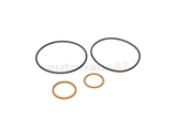 0005866646 Hap Power Steering Pump Seal Kit; Without Front Seal; ZF Pump
