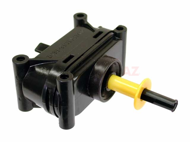 0008007575 Genuine Mercedes Trunk Lock Vacuum Actuator
