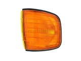 0008208421 URO Parts Turn Signal Light; Amber, Right