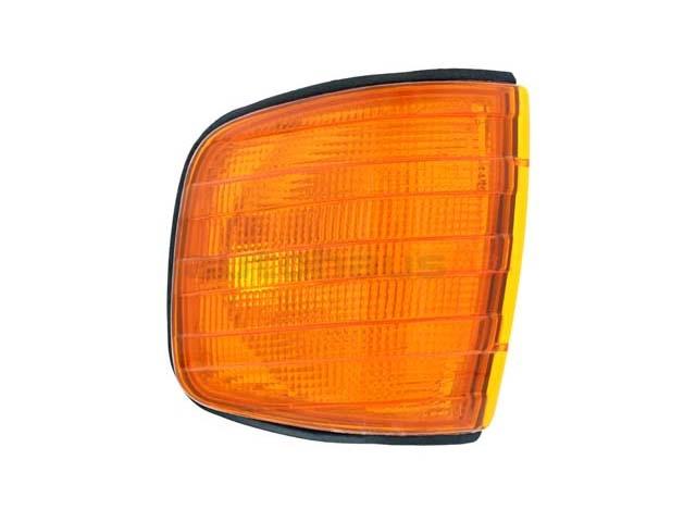 0008208521 URO Parts Turn Signal Light; Amber, Left