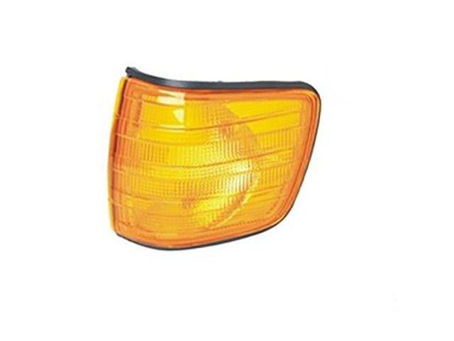 0008209421 URO Parts Turn Signal Light; Amber, Left