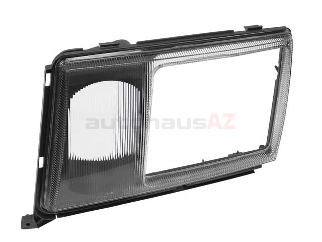 0008260559 URO Parts Headlight Cover/Door; Left