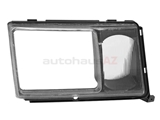 0008260659 URO Parts Headlight Cover/Door; Right