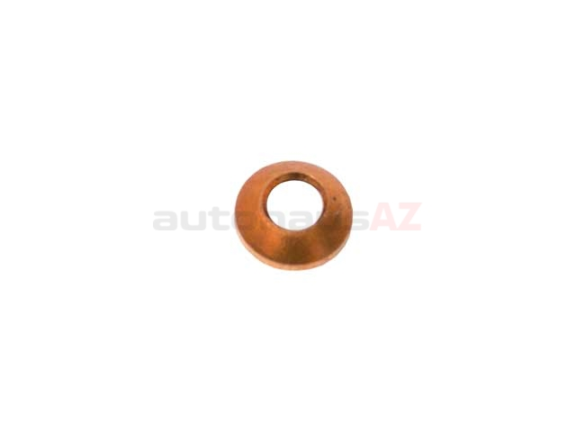 0008350598 Santech O-Ring/Gasket/Seal; AC Line Copper Seal; Dished Shape; 5.5mm ID/10mm OD