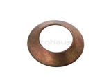0008356698 Santech O-Ring/Gasket/Seal; AC Line Copper Seal; Dished Shape; 10mm ID/18mm OD