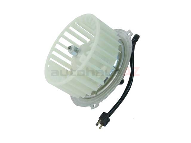 0008359802 URO Parts Blower Motor; Complete Motor and Fan Assembly