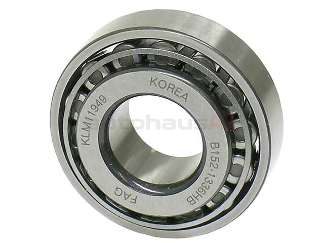 0009815905 FAG Wheel Bearing; Front Outer