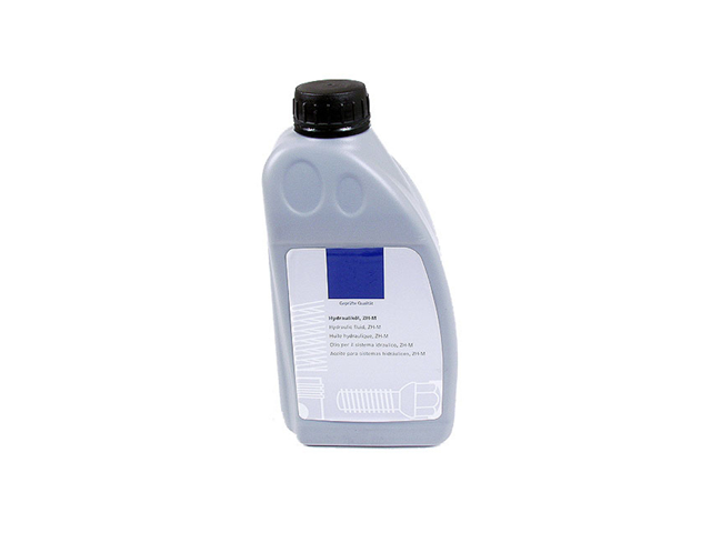 000989910310 Genuine Mercedes Hydraulic System Fluid; 1 Liter