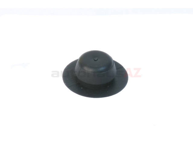 0009973320 URO Parts Windshield Washer Reservoir Plug; Plastic Plug; 10x17x7mm; Concave Top