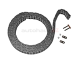 0009974694 Iwisketten (Iwis) Timing Chain; Double Row 134 Link with Master Link
