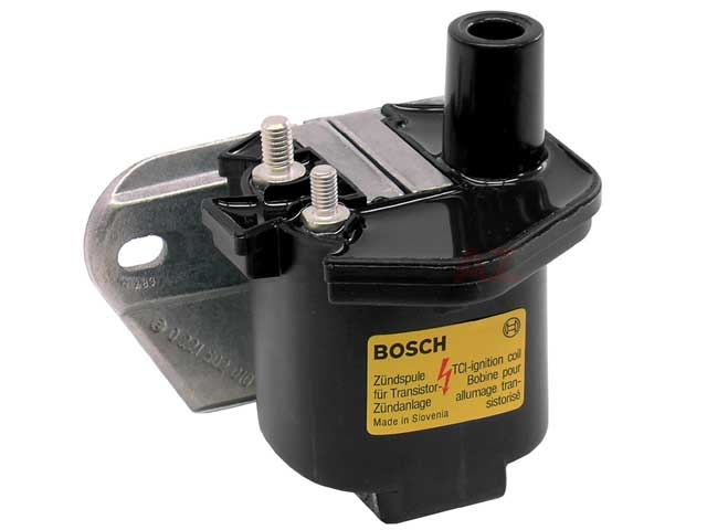 00121 Bosch Ignition Coil; For Cylinders 7-12