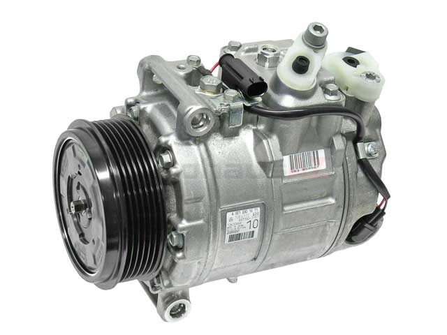 0012300211 Denso AC Compressor; With Clutch