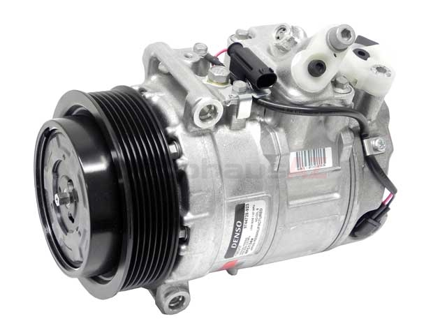 001230551188 Denso AC Compressor; New; w/ Clutch