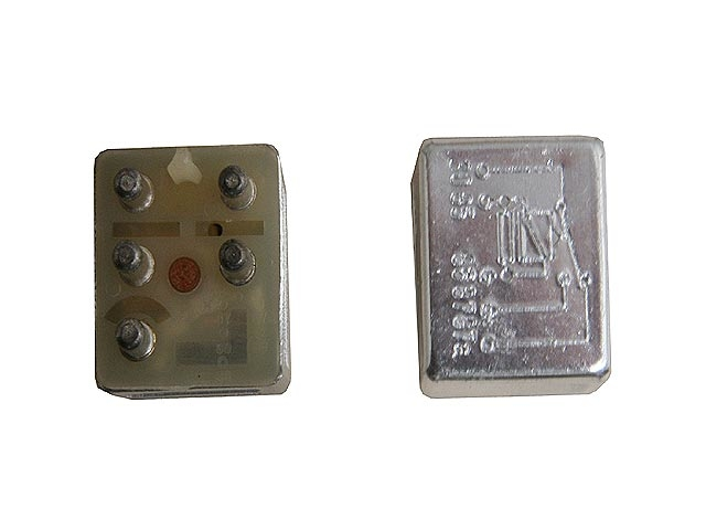 0015420219A Meyle Multi Purpose Relay; 5 Pin Connector