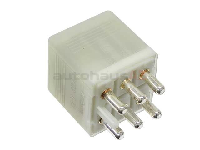0015427819 Stribel Multi Purpose Relay; With 6 Pin Connector