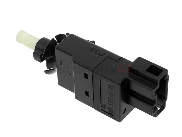 0015454009 Genuine Mercedes Brake Light Switch; 2 Pin Connector; At Pedal