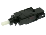 0015458709 Genuine Mercedes Brake Light Switch; 4 Prong Connector; At Pedal