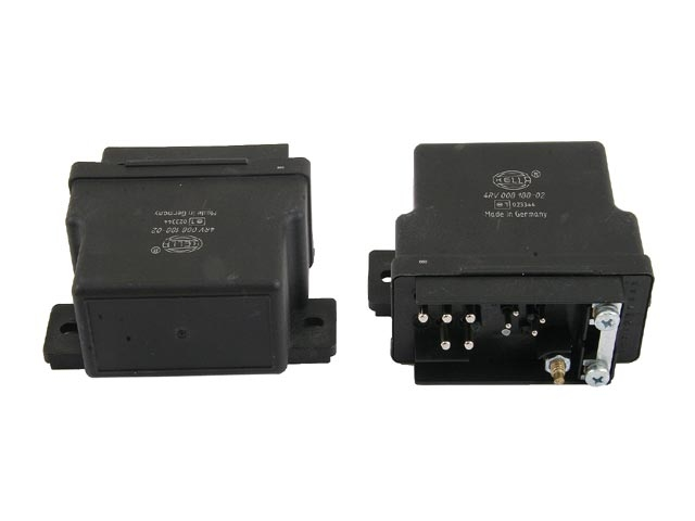 0015459832 Hella Glow Plug Relay/Controller; Preglow Time Relay