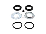 0015860142 BBR Automotive Brake Caliper Repair Kit; Rear