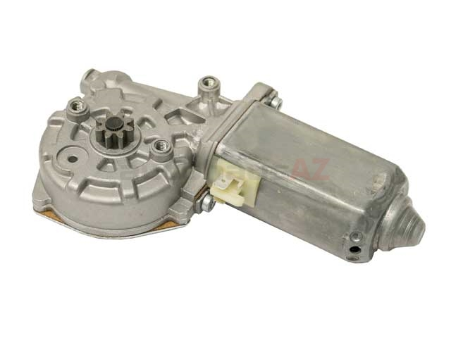0018207742 Genuine Power Window Motor; Left; 8 Teeth