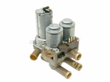 0018301484 Genuine Mercedes AC & Heater Control Valve; Electromagnetic Heater Valve Assembly