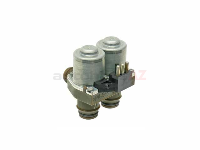0018307784 Genuine Mercedes AC & Heater Control Valve; Double Solenoid Valve for Climate Control