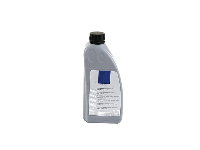 0019893303 Genuine Mercedes Differential Oil; Hypoid Gear Oil; SAE 75W85; 1 Liter