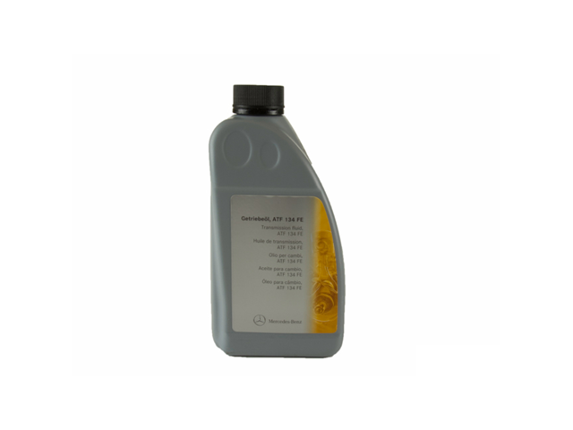 001989780309 Genuine Mercedes ATF, Automatic Transmission Fluid; OE Spec 236.15; Blue Efficiency 722.9xx